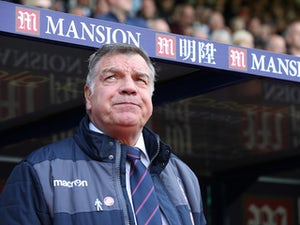 Allardyce confident ahead of Liverpool trip