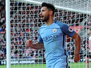 Team News: Aguero fit to start West Brom clash
