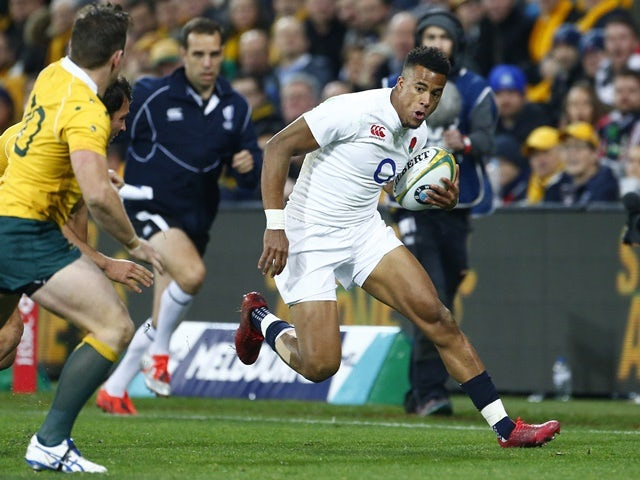 Injured England fullback Watson out for the season