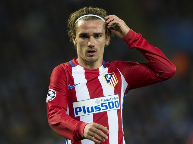 Griezmann 'picks United shirt number'