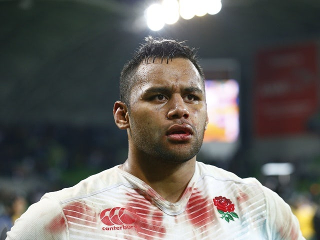 Billy Vunipola suffers Six Nations blow as he fractures arm
