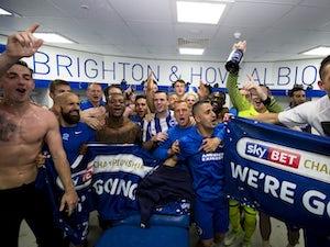 Brighton secure promotion to Premier League