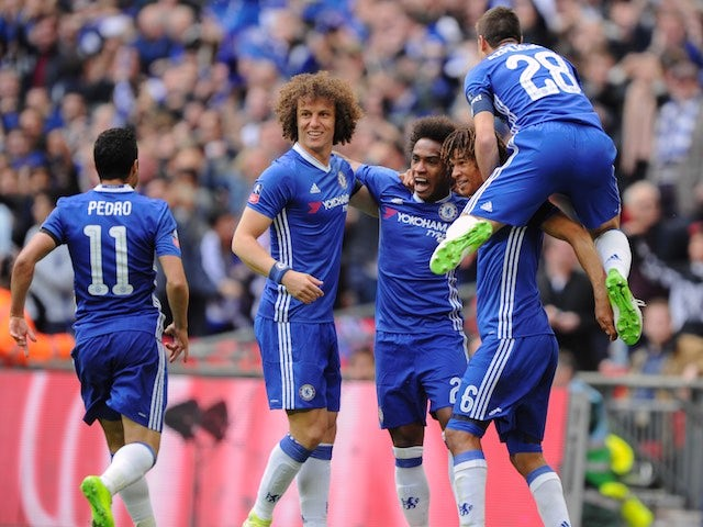 Result: Chelsea oust Spurs to reach FA Cup final