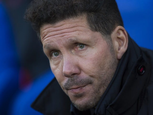 Diego Simeone: Atletico Madrid's busy week led to 'disappointing' draw