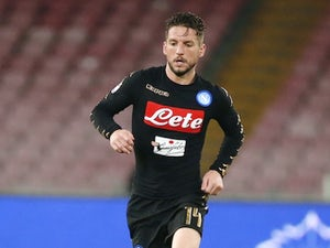 Result: Dries Mertens stars as Napoli go top