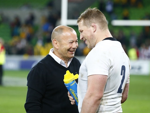 Bring on the All Blacks, says Eddie Jones