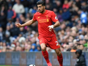 Lazio join race to sign Emre Can?