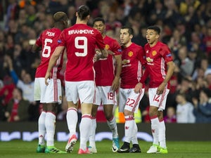 Rashford sends Man United into EL semis