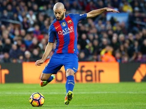 Mascherano off to Chinese Super League?