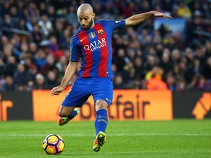 Javier Mascherano completes China switch