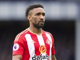 Sunderland's Jermain Defoe during the Premier League match against Everton on February 25, 2017