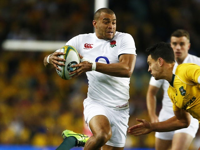 Jonathan Joseph added to England squad for Six Nations opener in Dublin