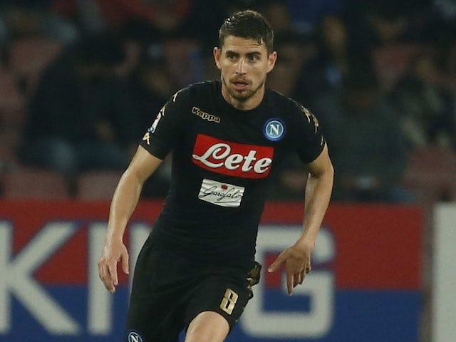 Jorginho 'not spoken to Man United'