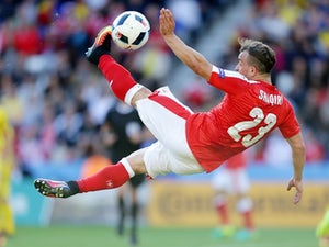Shaqiri confident of World Cup place