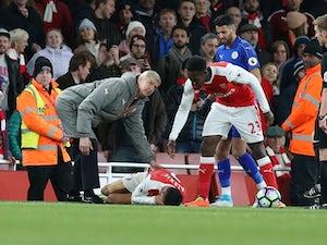 Wenger: Sanchez, Fuchs spat 'wasn't embarrassing'