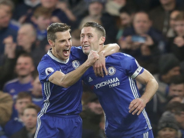 Result: Chelsea edge closer to title with win on Merseyside