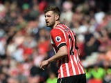 Southampton's Jack Stephens during the Premier League match against Hull City on April 29, 2017