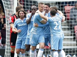 Bournemouth fight back to draw with Stoke