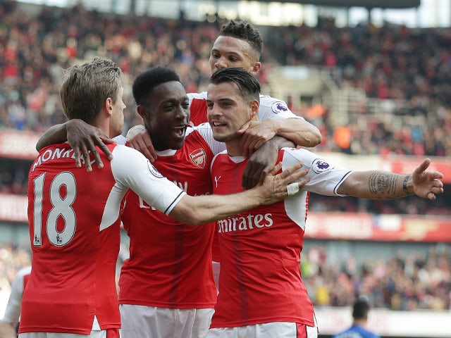 Result: Arsenal overcome United at the Emirates