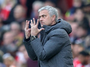 Jose Mourinho perplexed by sending-off