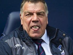 Allardyce prioritising striker signing