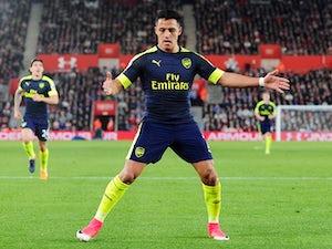 Wenger hopes to have Sanchez back next week