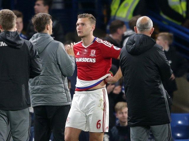 Report: Gibson back on Liverpool radar