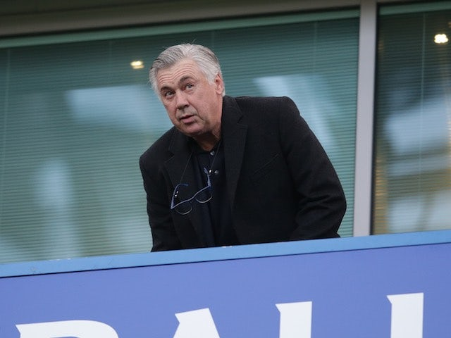 Carlo Ancelotti welcomes Arsenal links