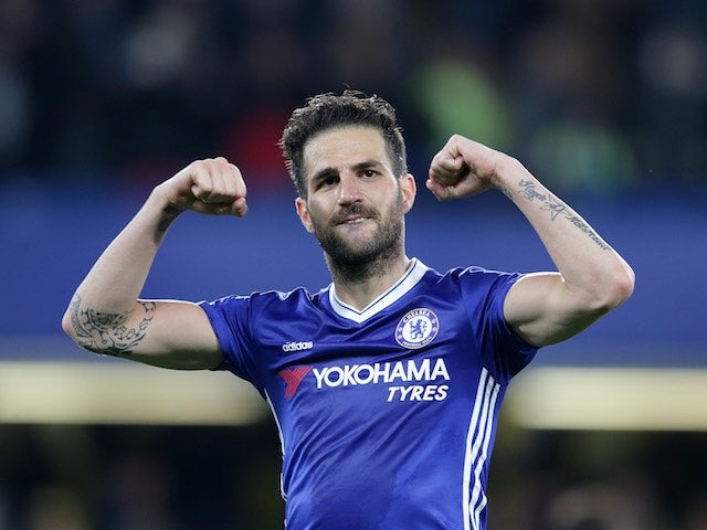 Blues contract target for Fabregas