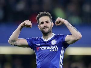 Fabregas: 'Chelsea hoping City slip up'