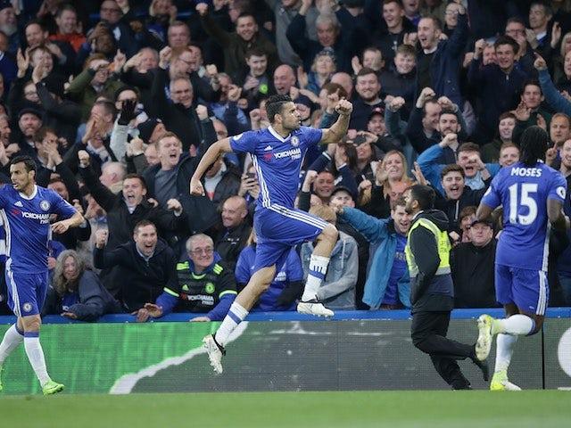 Result: Chelsea relegate Boro to move closer to title