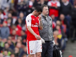 Granit Xhaka a doubt for World Cup?