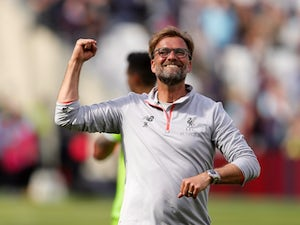 Klopp 'happy' after slender Liverpool win