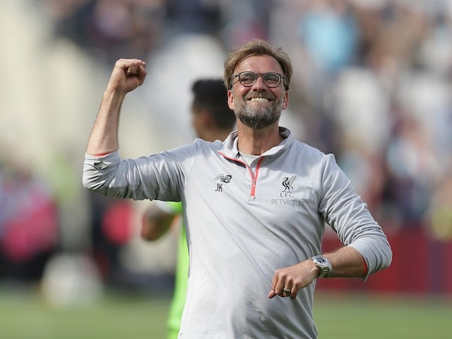 Klopp 'to be backed with £200m warchest'