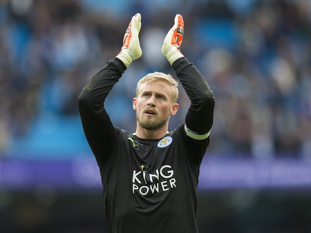 Leicester value Schmeichel at £50m?