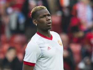Paul Pogba in contention to face Palace