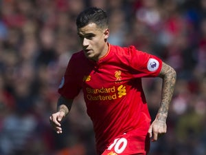 Team News: Coutinho on Liverpool bench