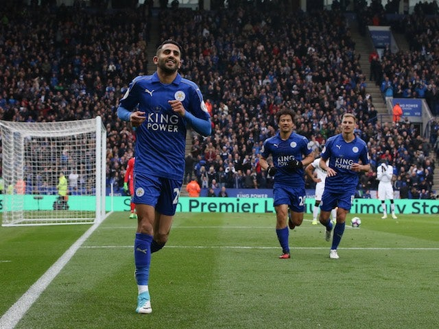 Mahrez 'prefers Barca move over Arsenal'