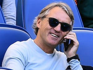 Mancini to be named as new Italy boss?