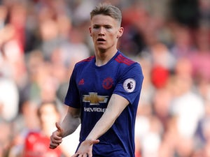Scott McTominay 'rejects Scotland call'