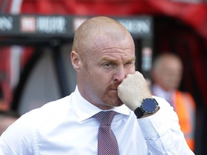 Dyche looking to Europe for striker