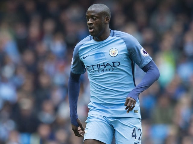 Yaya Toure signs new deal at Man City