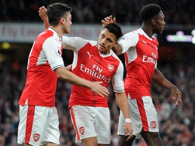 Arsenal Get Triple Injury Boost Ahead Of Watford Clash