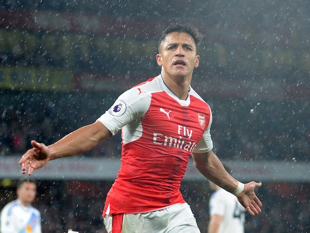 Man City 'still pursuing Alexis Sanchez'
