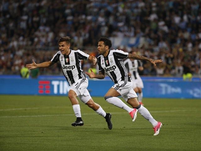 Juventus confirm Dani Alves exit