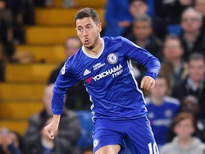 Hazard 'improved in a week under Conte'