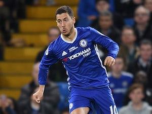 Eden Hazard makes Chelsea comeback