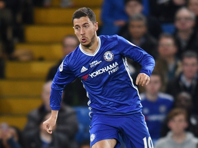 Conte: 'Hazard available for Leicester'