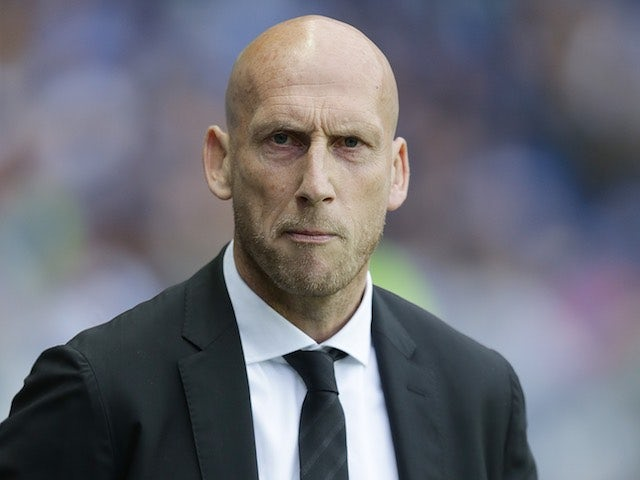 Reading announce Jaap Stam departure