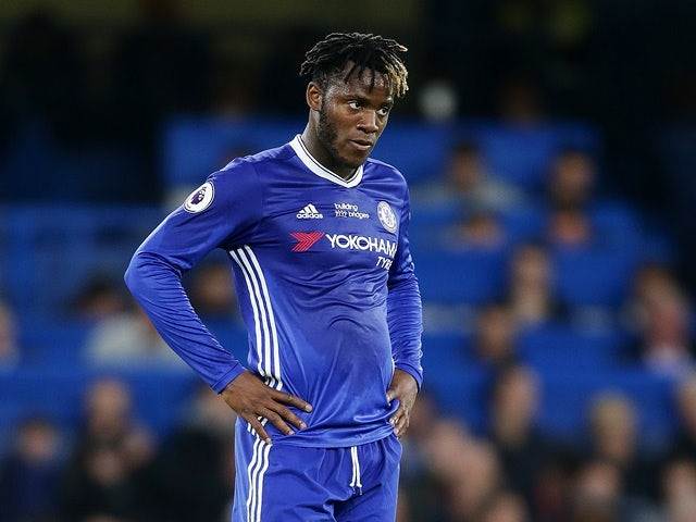 Batshuayi suffers foot injury with Belgium